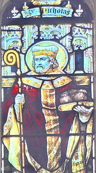St Nicolas Window