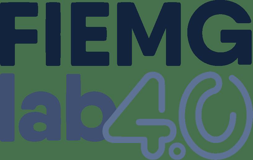 FIEMGLAB 4.0 LOGO CINZA