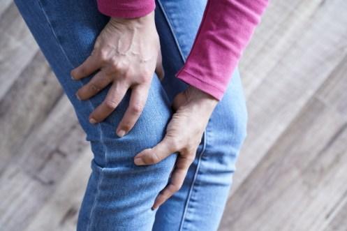 膝痛の画像