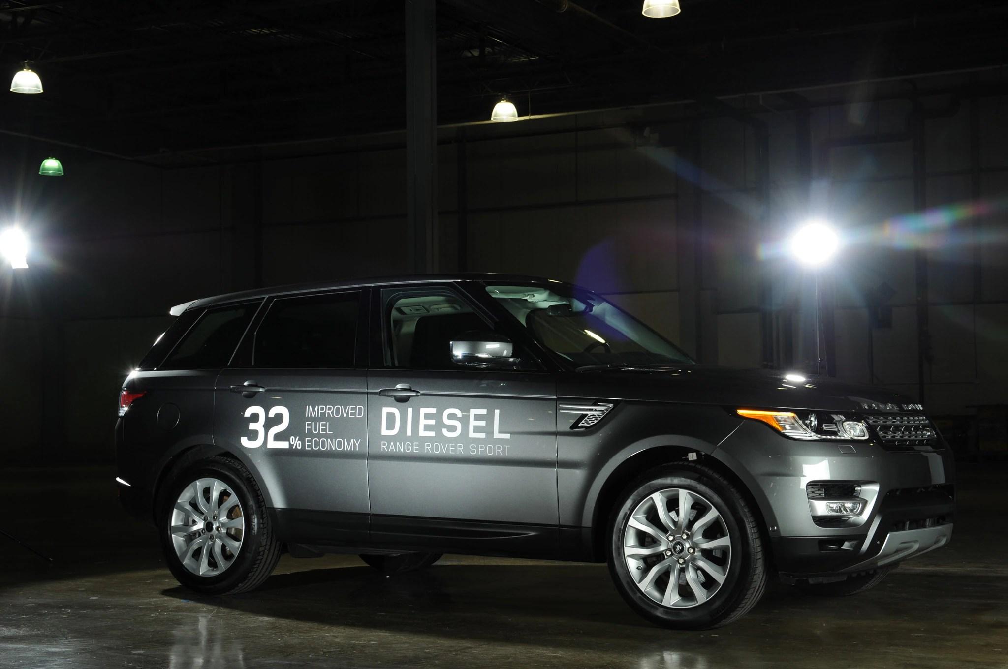 Land Rover Range Rover Range Rover Sport Add Turbo sel V 6 Engines