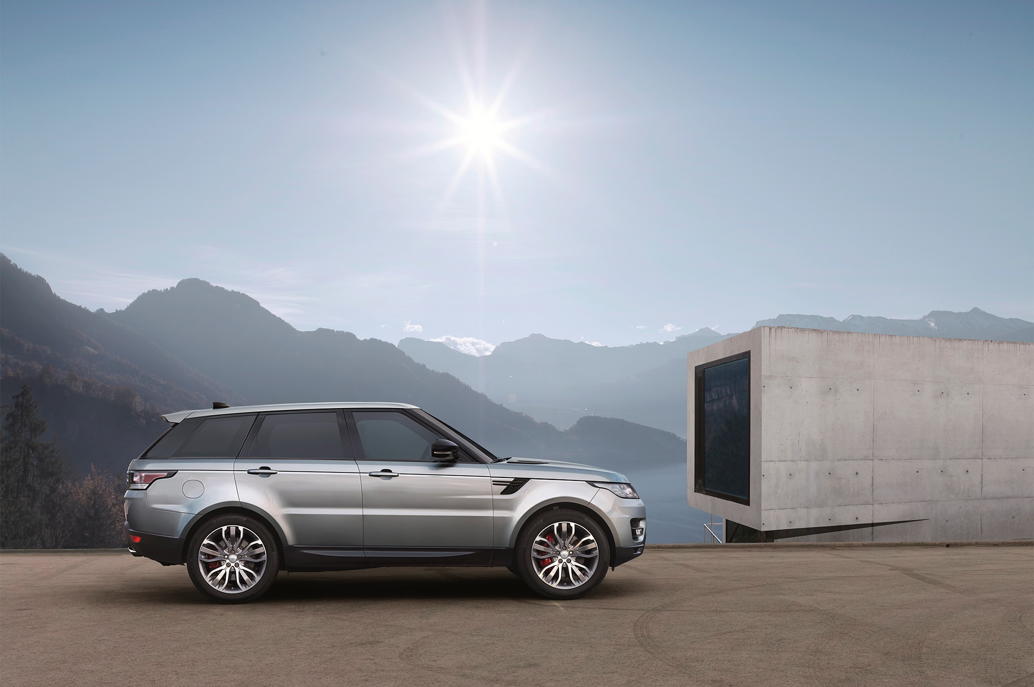 Land Rover announces Range Rover Sport Stormer Edition