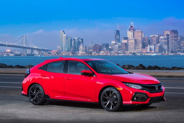 2017 Honda Civic Hatchback Starts at $20,535 | Automobile ...