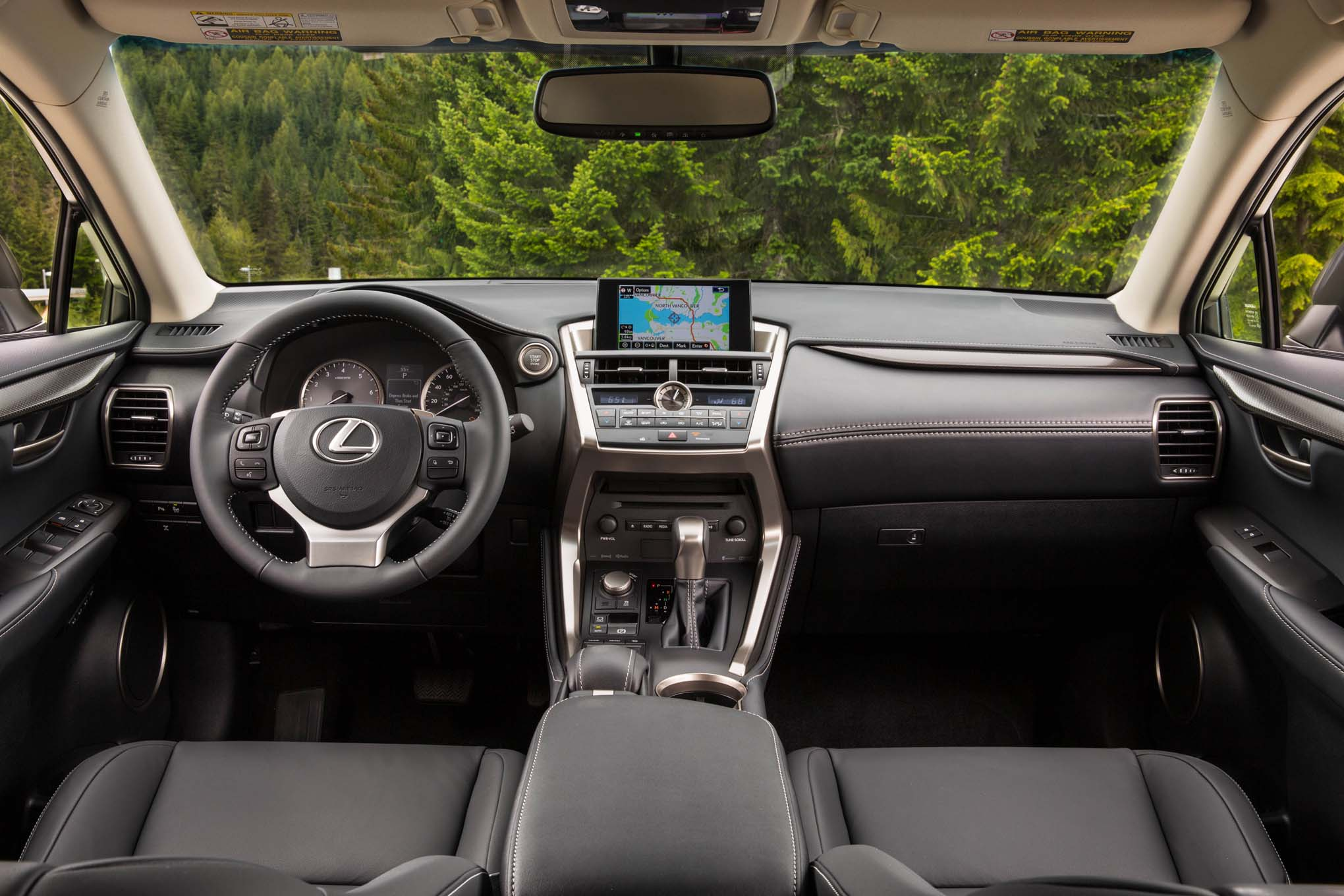 Lexus Reveals Interior of UX Concept Ahead of ficial Debut