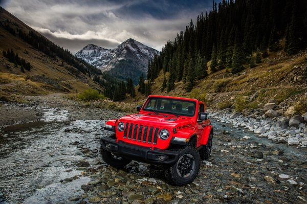 2018 Jeep Wrangler Grille Hides in Plain Sight in Easter ...