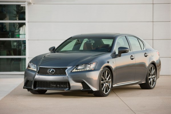 Lexus to Show 2013 GS 350 F SPORT and Other Custom Cars at