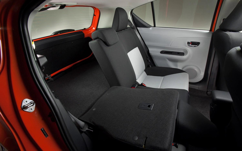 2012 Toyota Prius C Three Editors Notebook Automobile