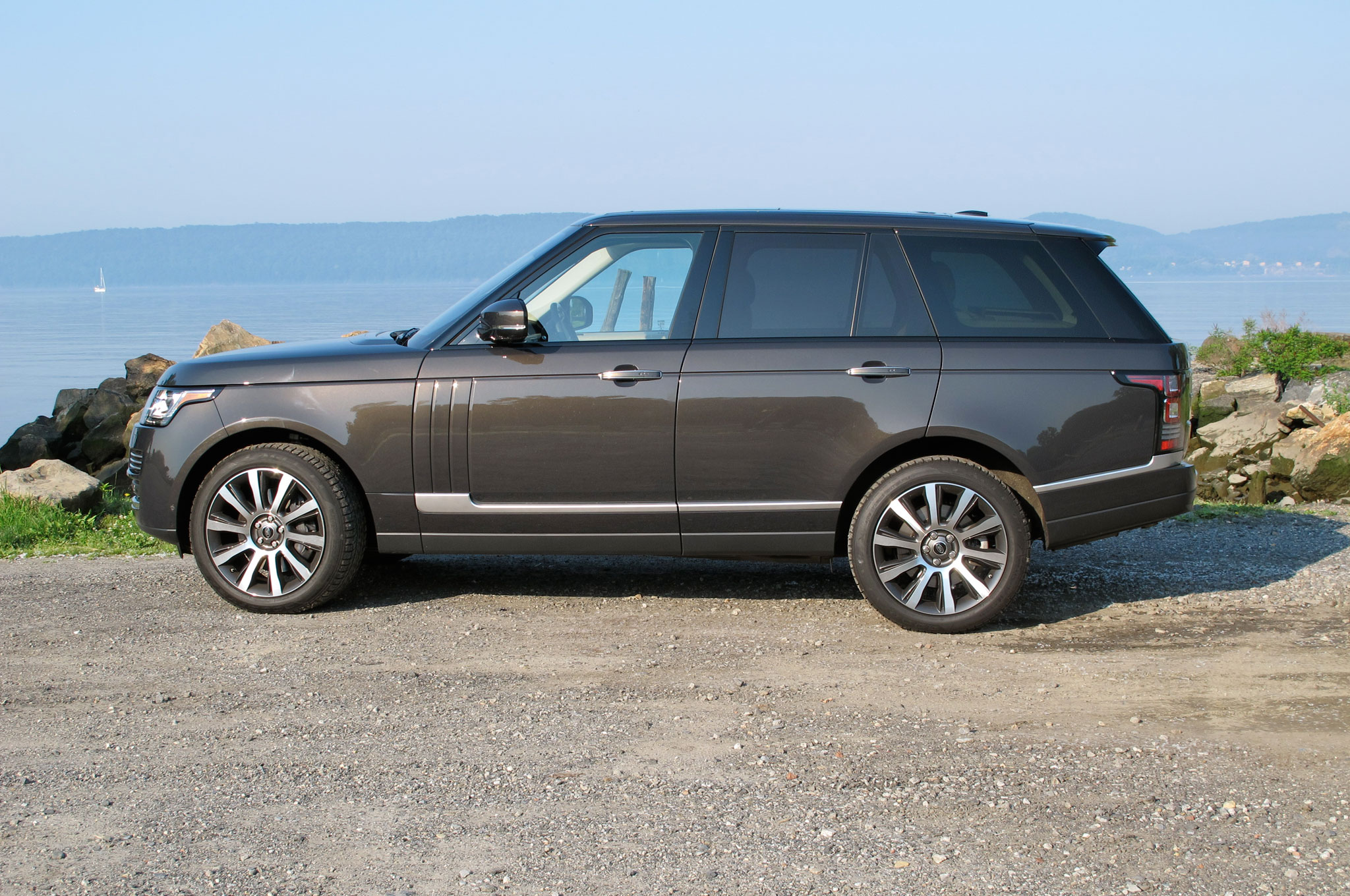 2013 Land Rover Range Rover Supercharged Driven Automobile Magazine