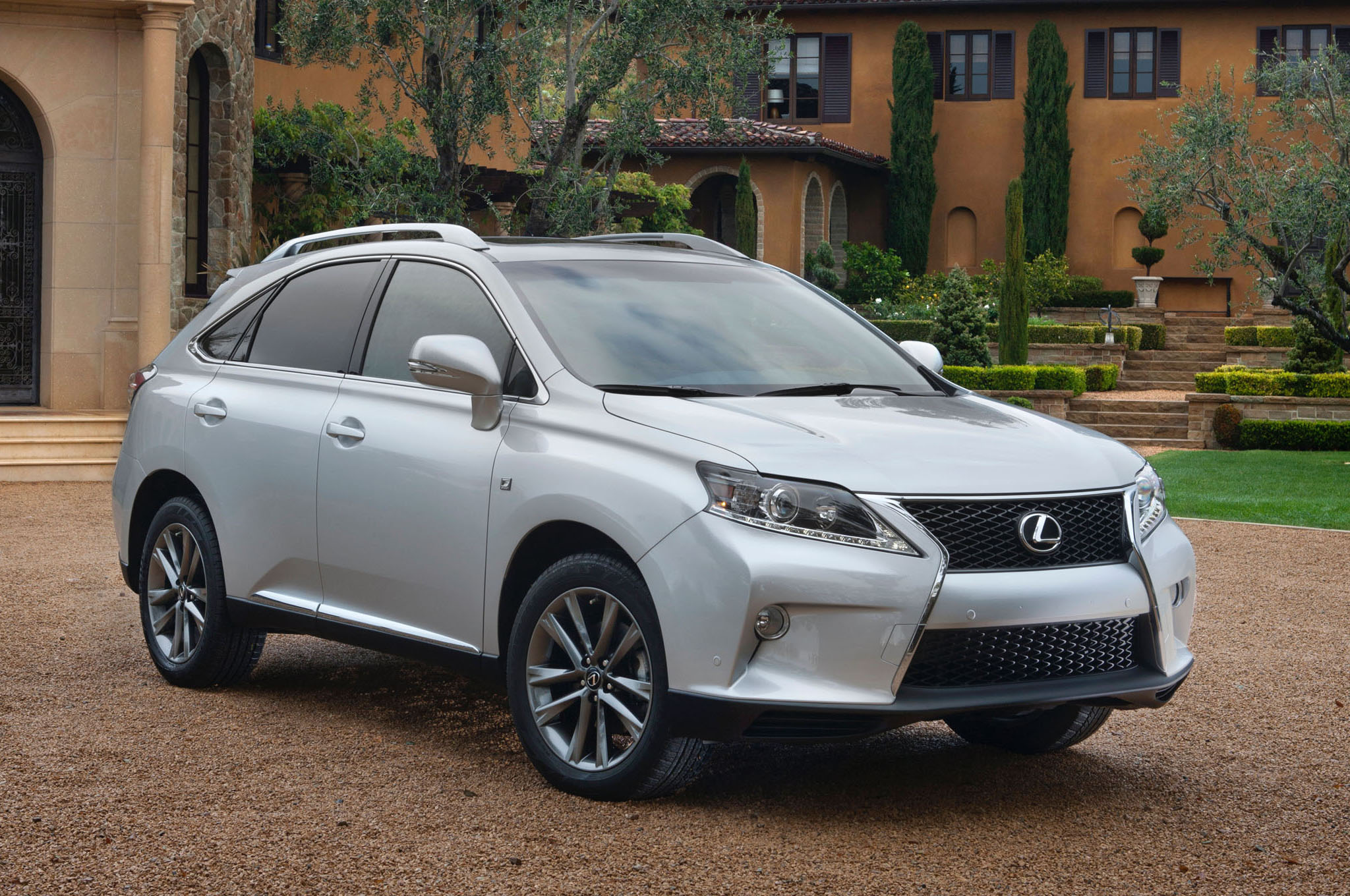 2014 Lexus RX350 Priced at $40 670 RX450h From $47 320