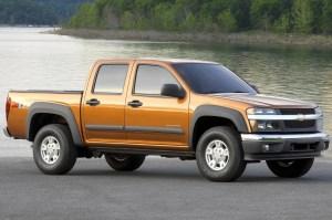 2015 Chevrolet Colorado Marks Six Generations Of Small Chevy Trucks