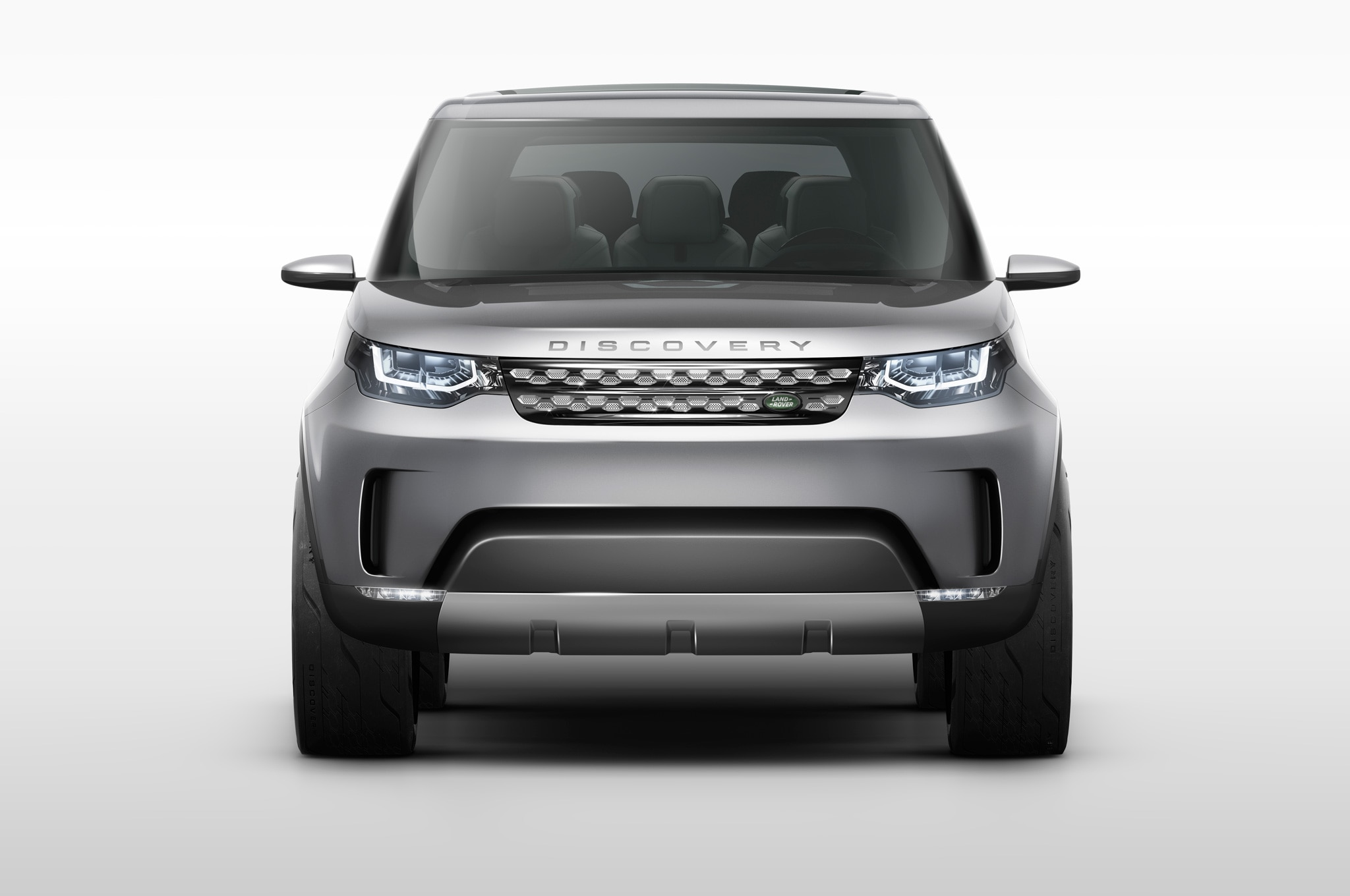 Land Rover Discovery Concept Debuts In New York Automobile Magazine
