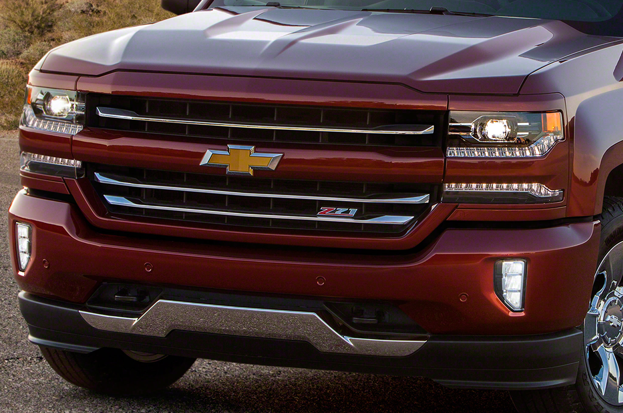 Chevy Silverado 1500 Led Lights