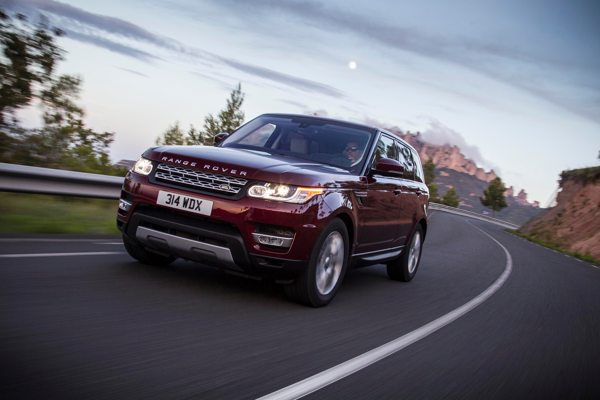 e Week With 2016 Range Rover Sport HSE Td6