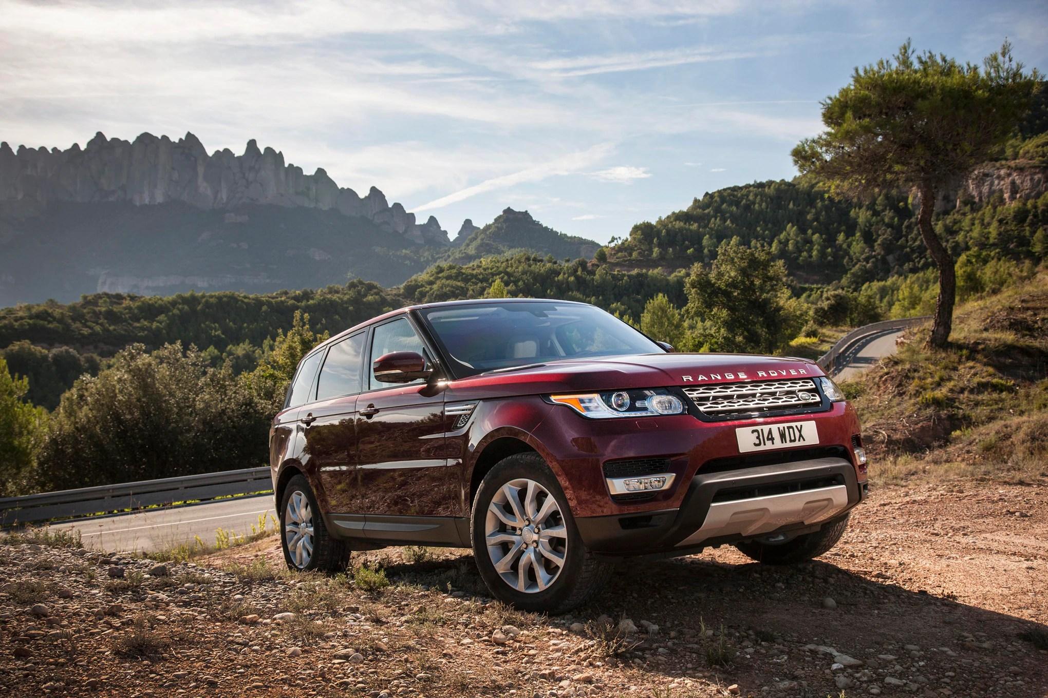 100 [ Range Rover Land Rover 2016 ]