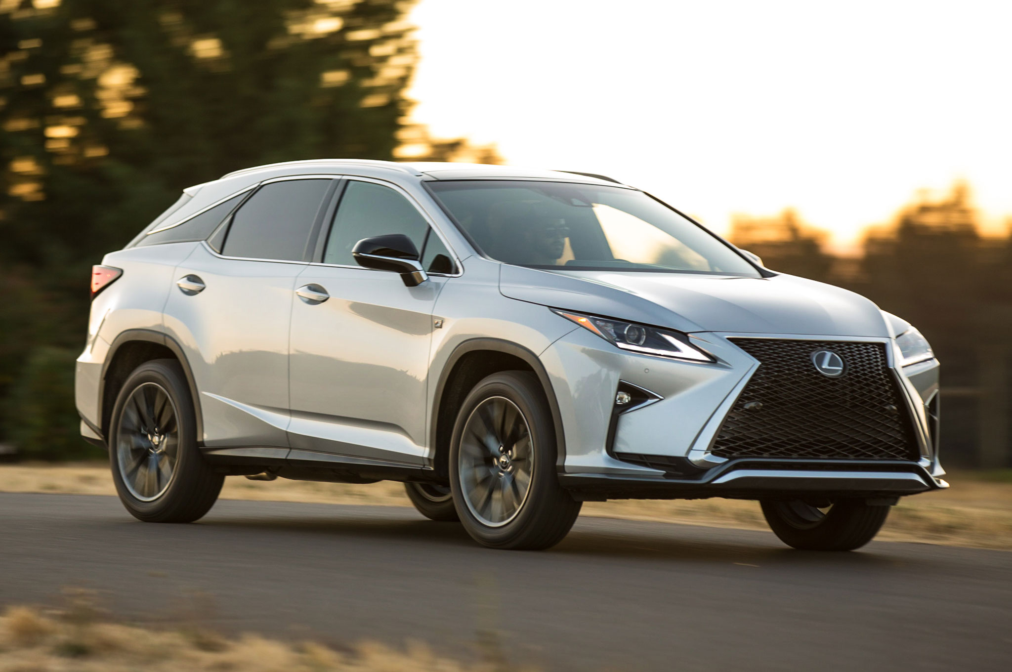 2016 Lexus RX Review