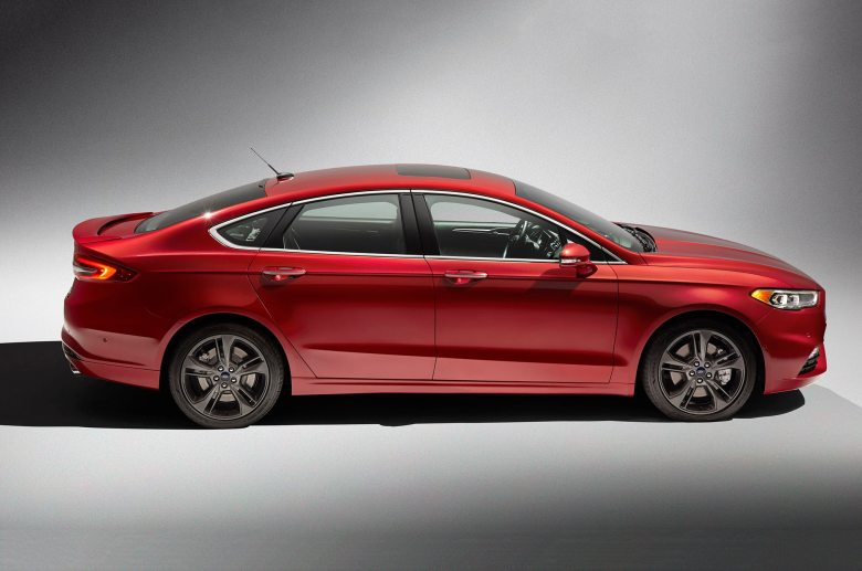 2017 Ford Fusion Review