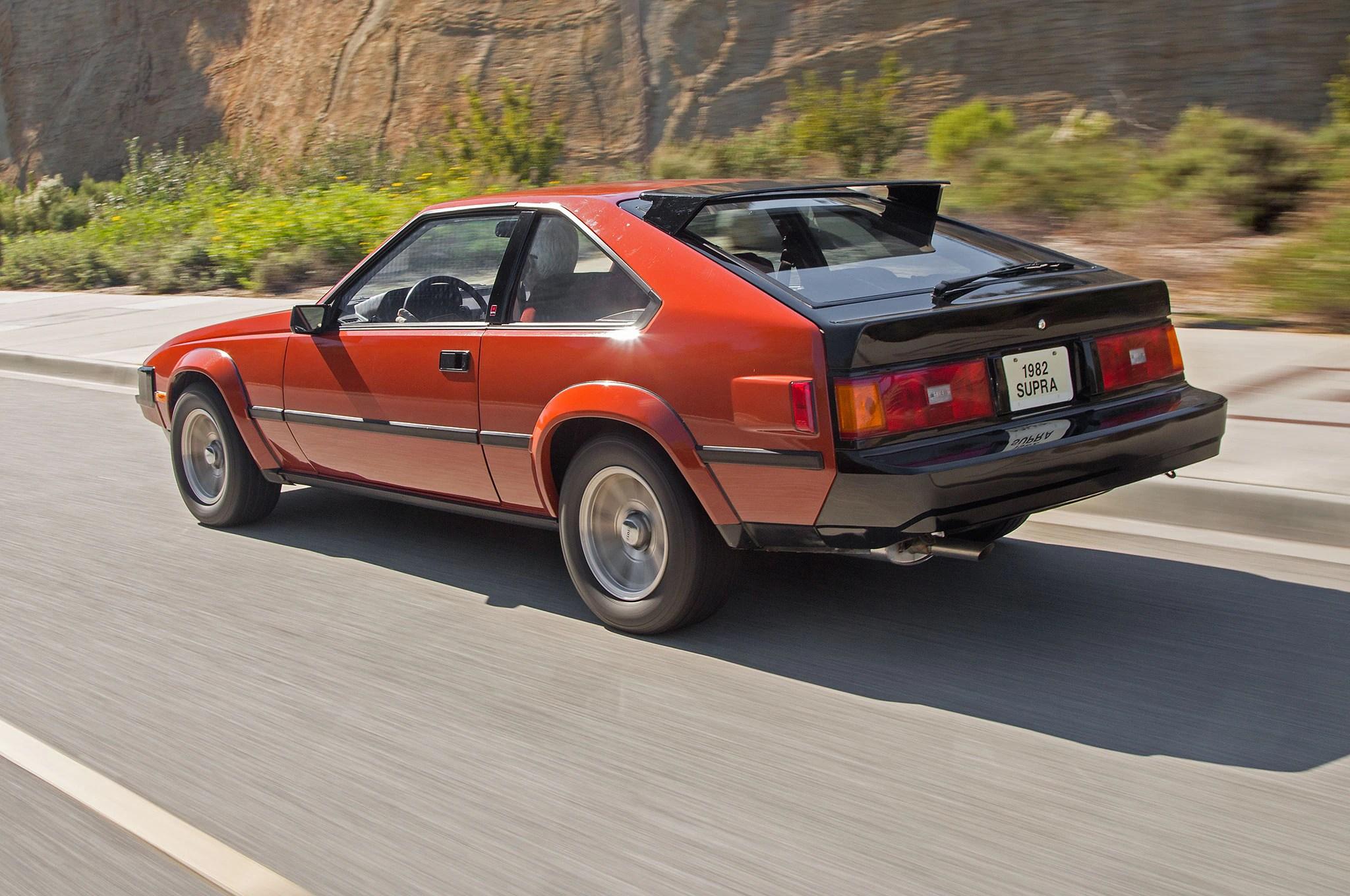 Collectible Classic 19821986 Toyota Celica Supra