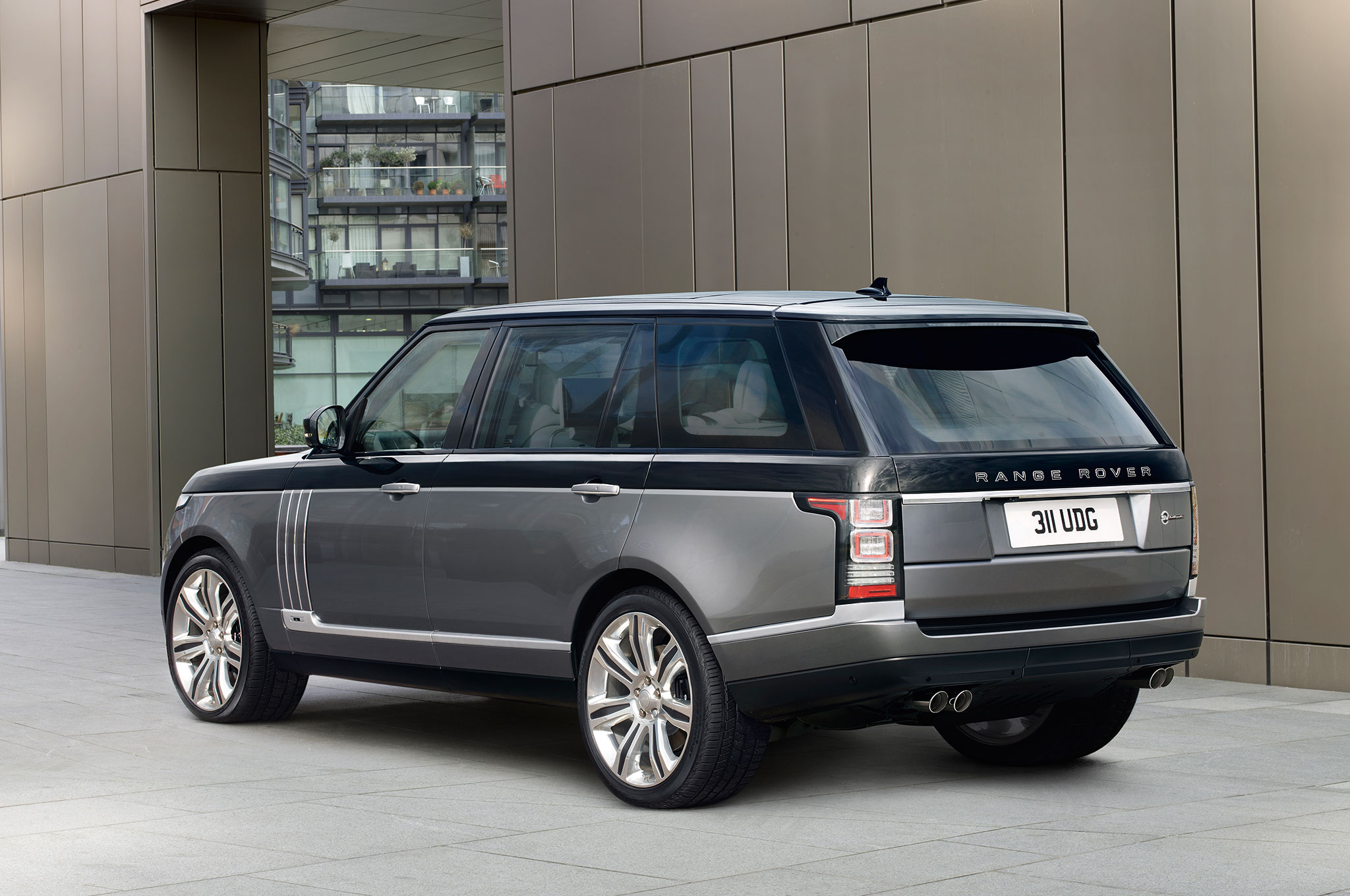 Next Generation Range Rover Discovery Could Move Upmarket