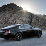The Motoring World The Who S Roger Daltrey And Rolls Royce Collaborate On A Series Of Wraith Models