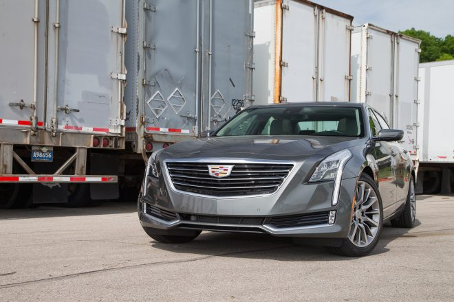 2017 Cadillac Ct6 2.0 L Turbo Luxury >> One Week With: 2016 Cadillac CT6 Luxury 2.0T | Test Drive News