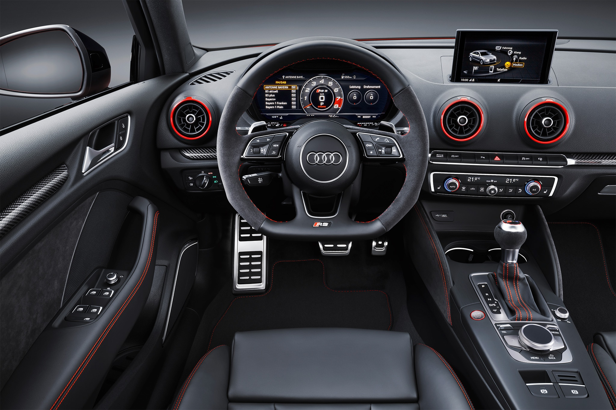 13 Things You Didnt Know About The 2018 Audi RS3