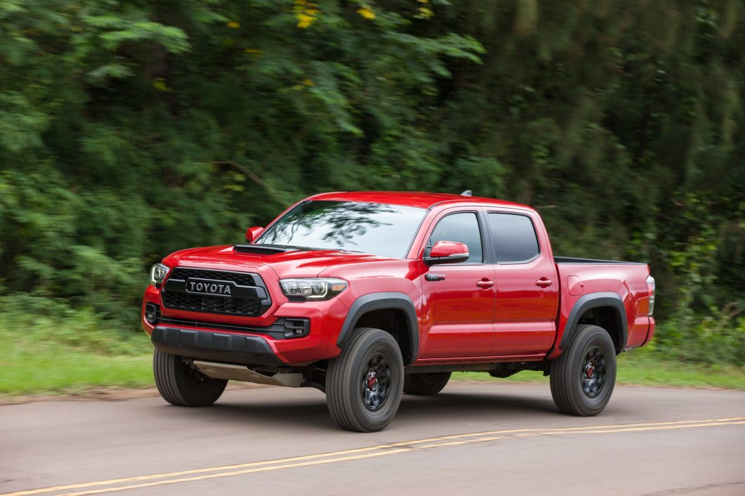 Image Result For Toyota Tacoma Trd Pro Review