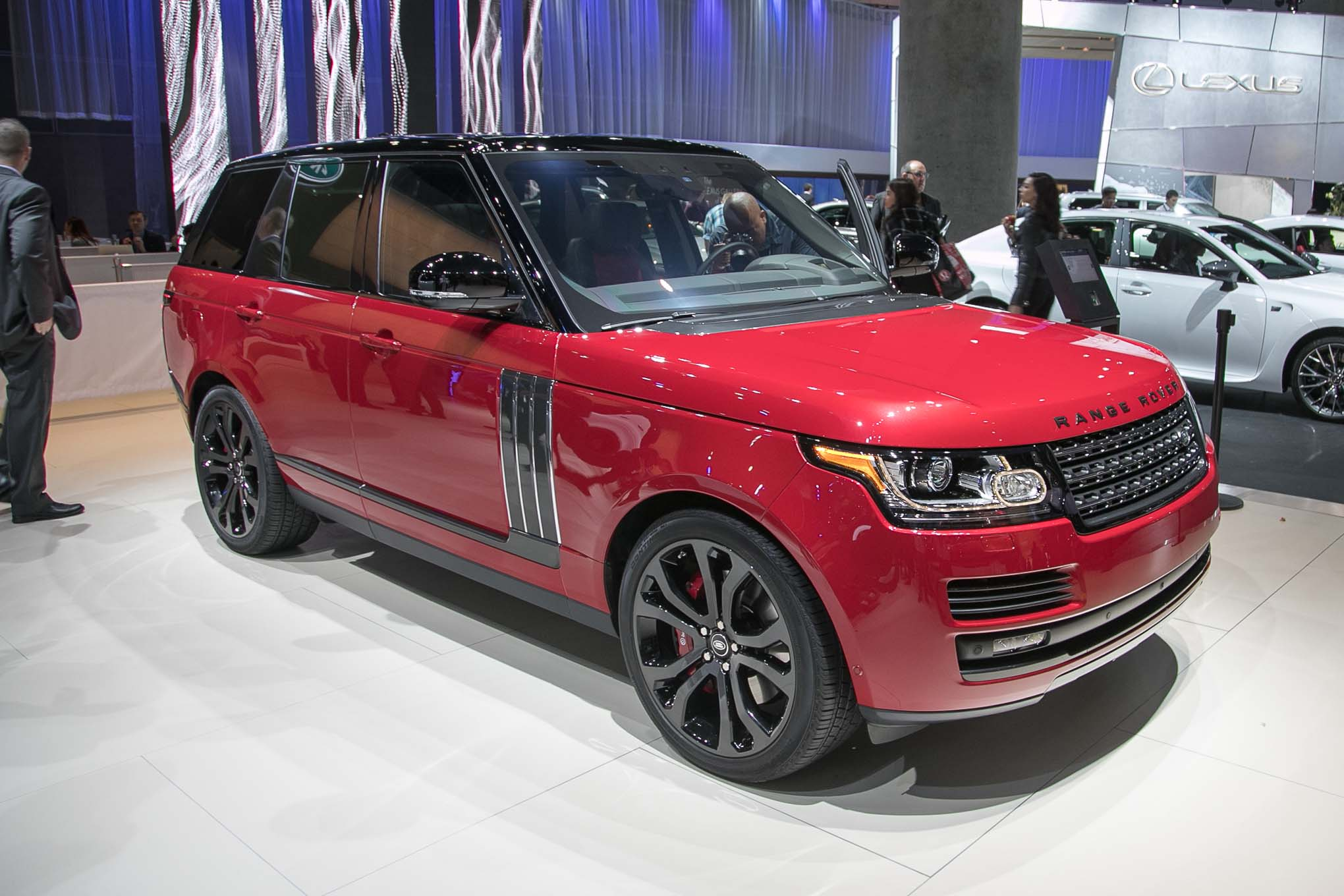 2017 Range Rover SVAutobiography Dynamic First Drive Review