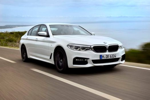 Five Favorite Tech Things About The 2017 Bmw 5 Series Move Ten