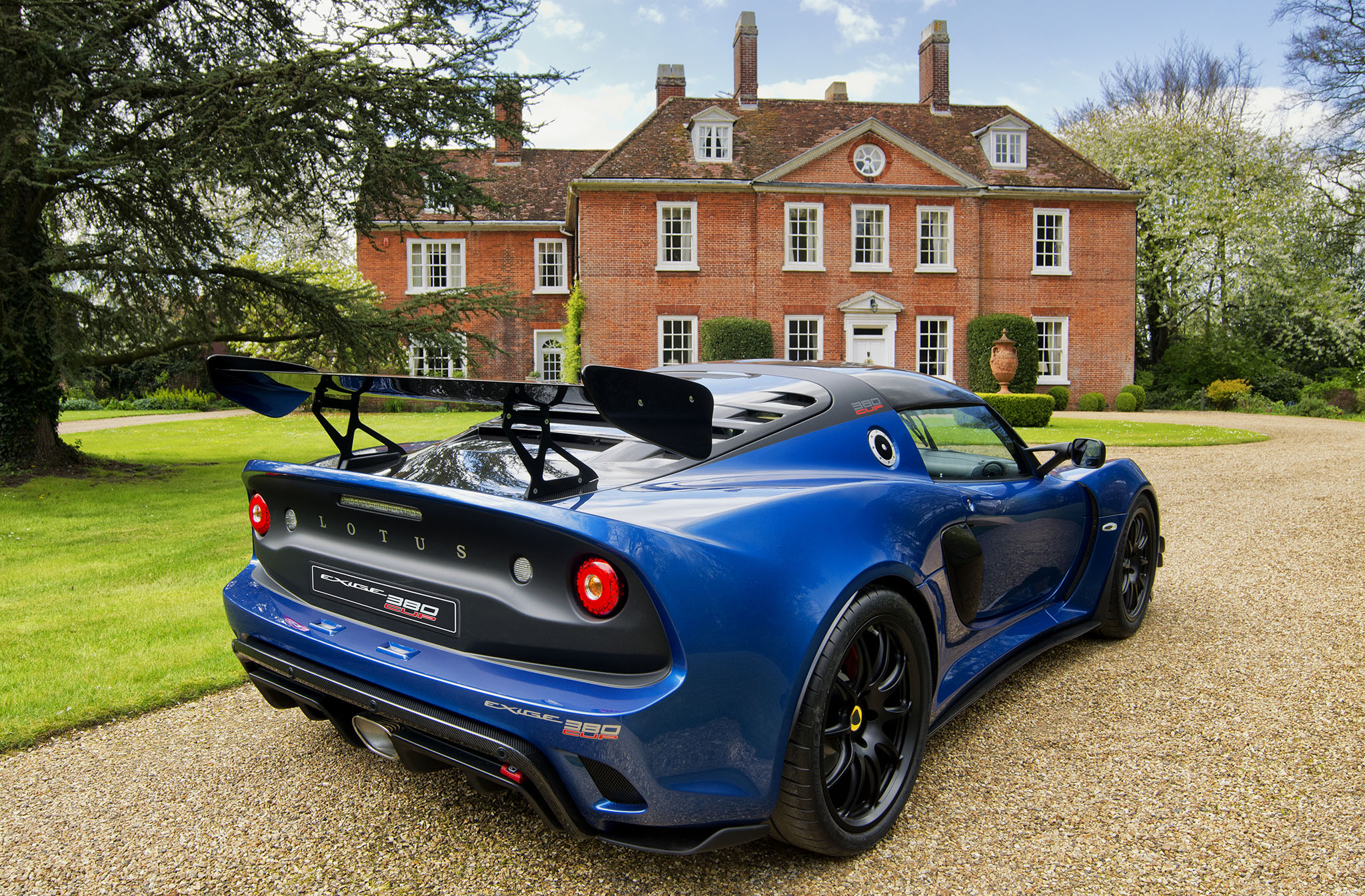 Lotus Exige Cup 380 Arrives With Race Ready Looks And