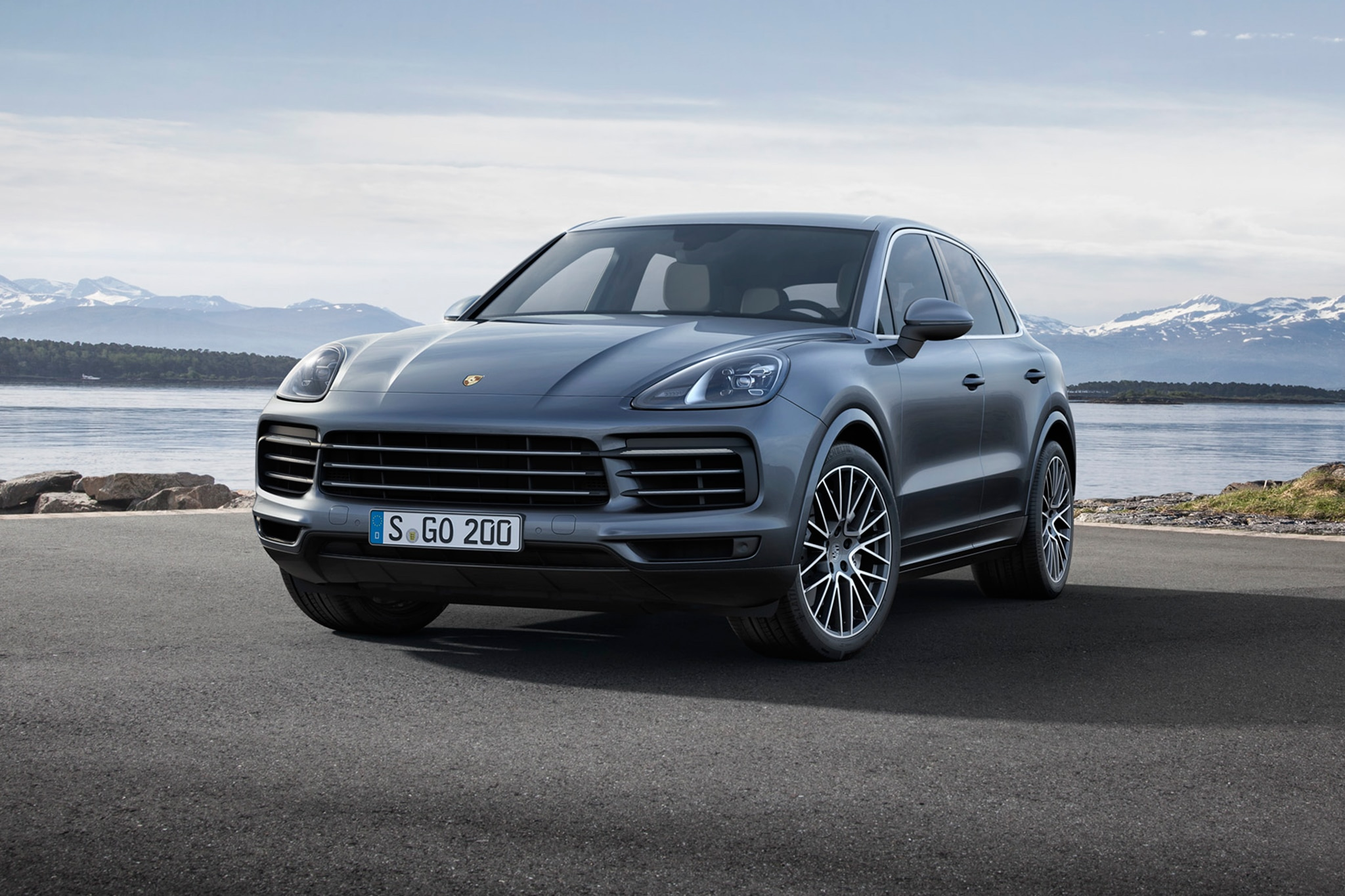 How Porsche Says It Will Make the 2019 Cayenne the Best SUV Ever