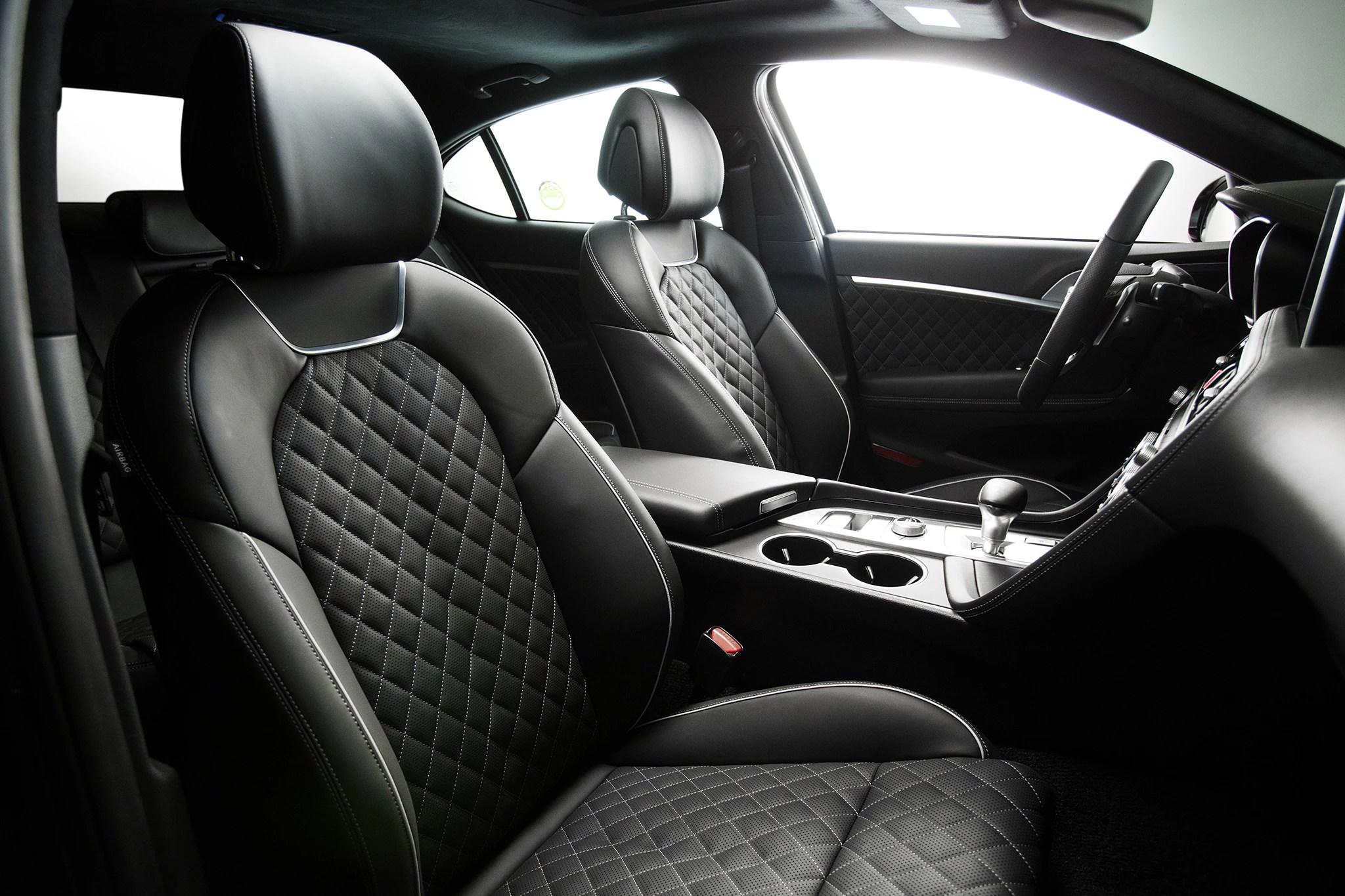 Genesis G90 Interior