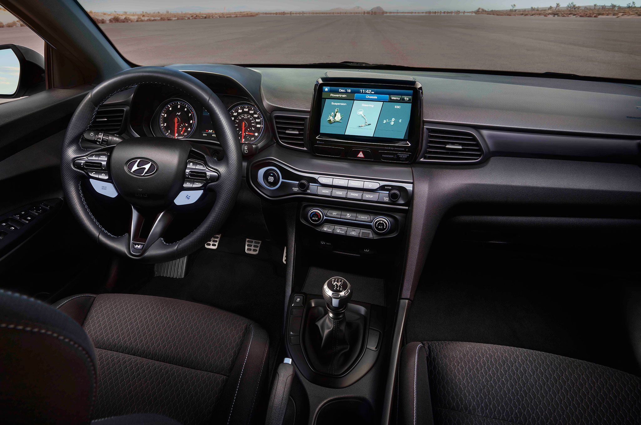 2019 Hyundai Veloster N Is The Brands First Hot Hatch