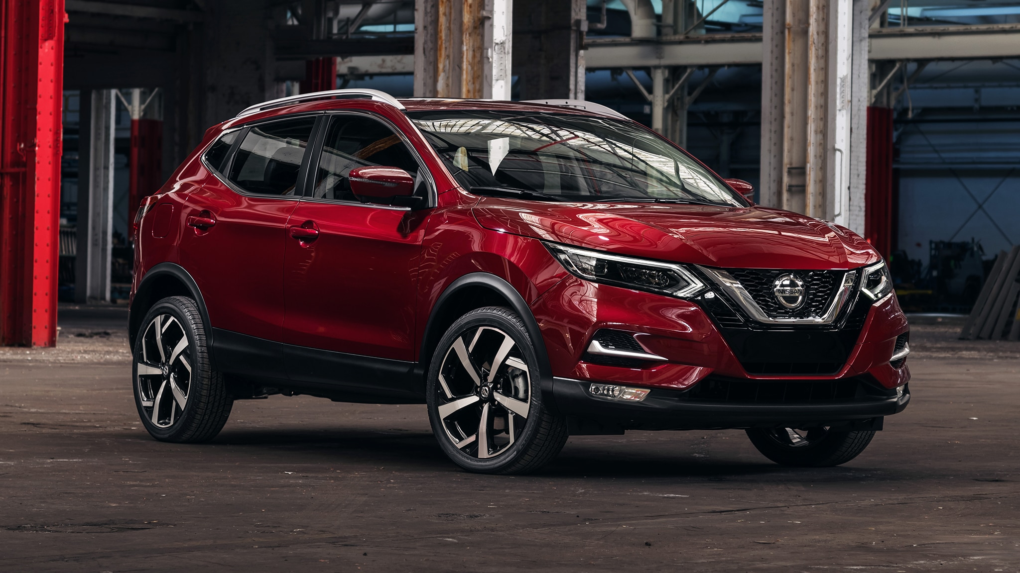 2020 Nissan Rogue Sport Photos And Info The Small SUV