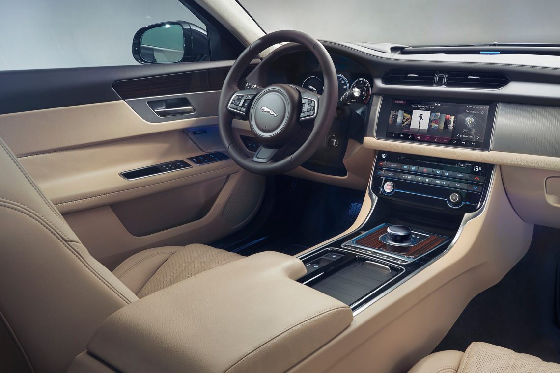 first drive: 2018 jaguar xf s sportbrake | automobile magazine
