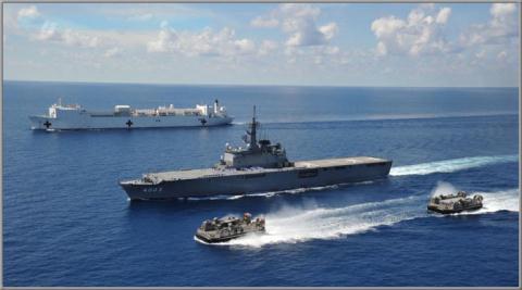 Tàu vận tải đổ bộ Kunisaki