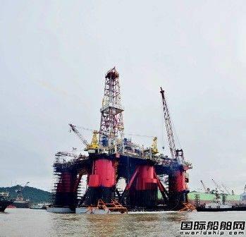 Giàn khoan Nam Hải 09 của Trung Quốc
