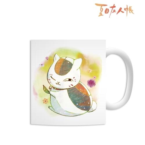 Natsume Yuujin-Cho (Natsume's Book of Friends) Nyanko Sensei Ani-Art Mug Cup