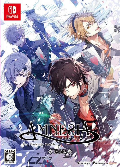 AMNESIA for Nintendo Switch / Game