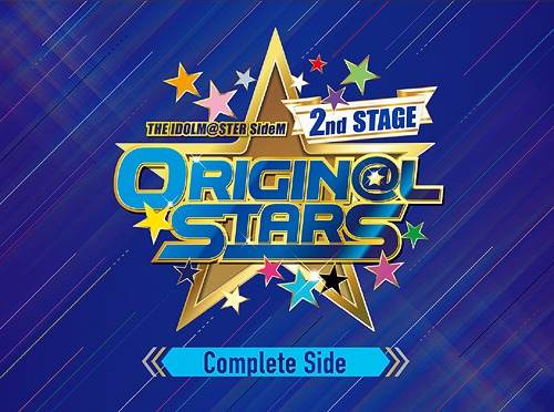 THE IDOLM@STER SIDEM 2ND STAGE -ORIGIN@L STARS- LIVE BLU-RAY [COMPLETE SIDE] / V.A.