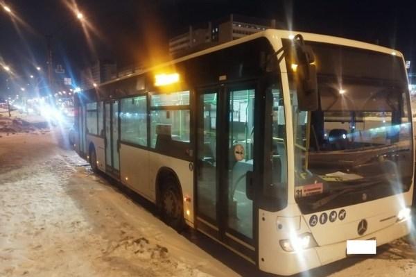 В Череповце после падения в автобусе госпитализировали 83 ...