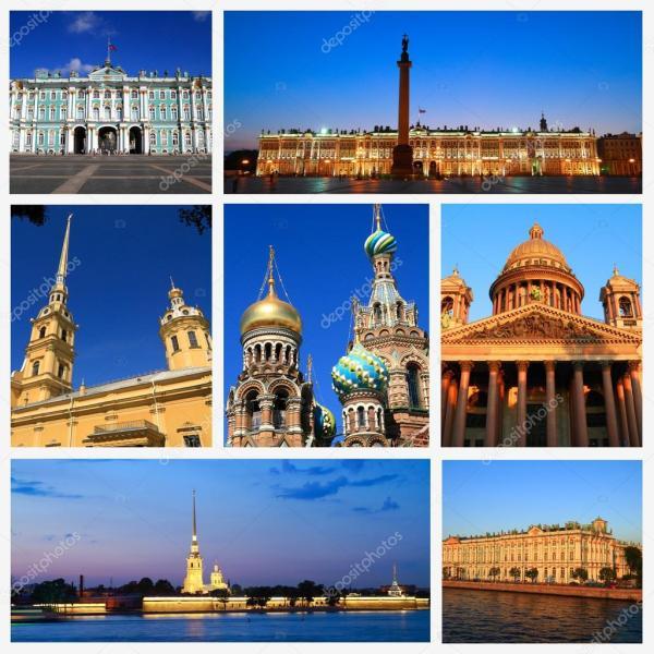 Влияние Санкт-Петербурга — Стоковое фото © RudolfT #30651697
