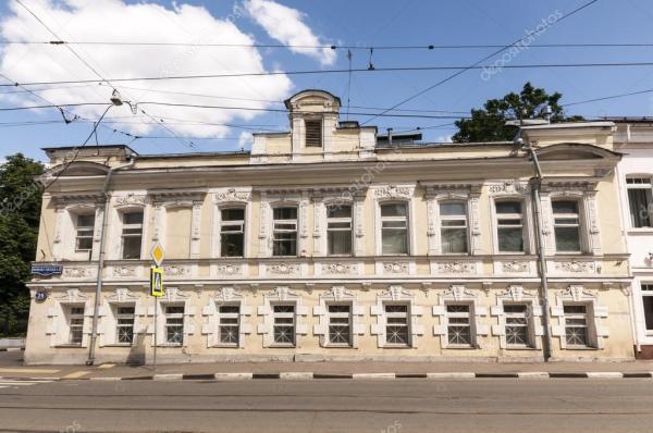 Фото: старые улицы москвы. Старые улицы в центре Москвы ...