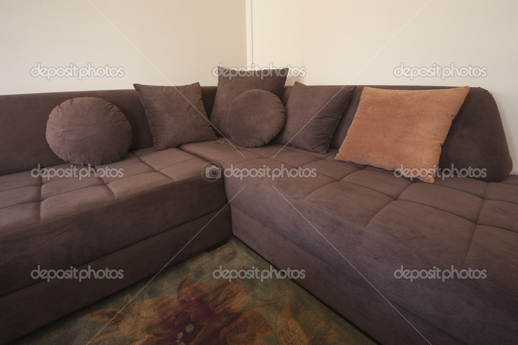 images l shape sofa l shaped sofa in living room stock photo c paulvinten 46136307
