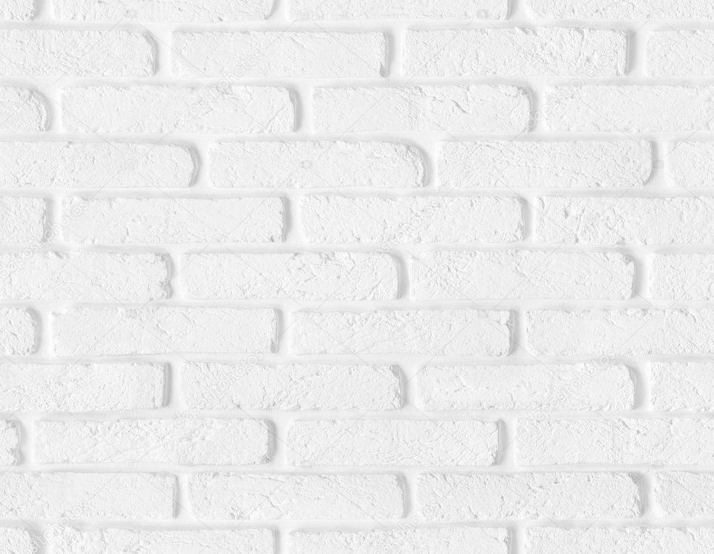 Texture De Mur De Brique Blanche Transparente