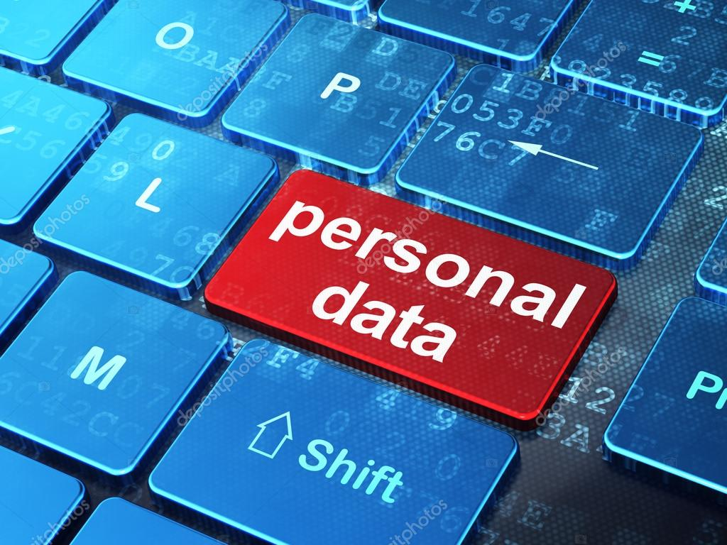 Image result for personal data