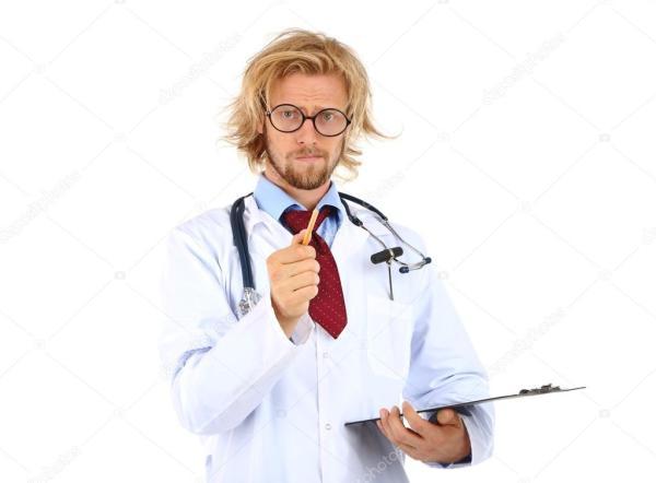 Скачать картинку кота в очках. Забавный доктор в очках ...