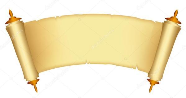 Векторная графика свиток. Векторная иллюстрация свиток ...