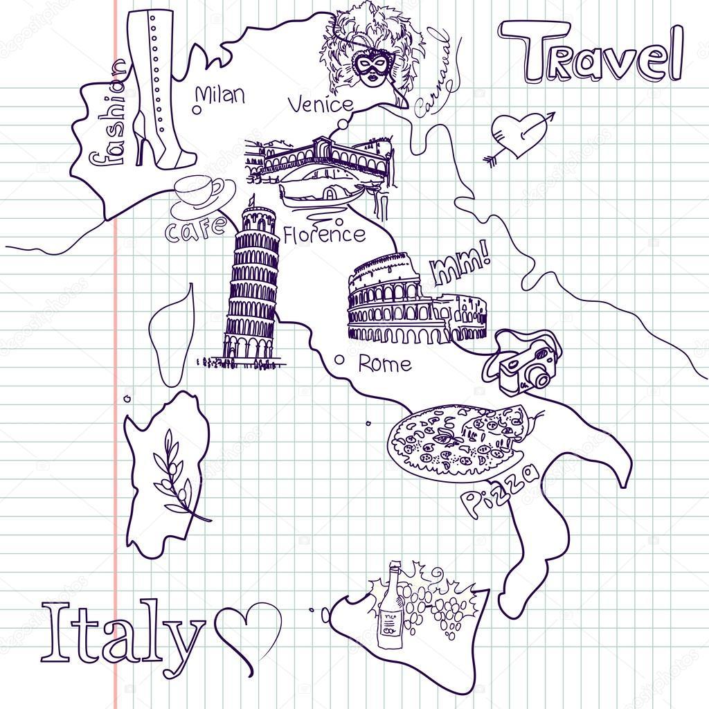 Kreatywne Mapa W Och