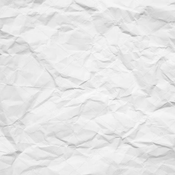 Old white paper texture background — Stock Photo ...