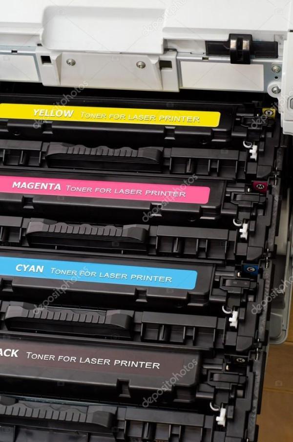 Картинки: лазерные принтеры. Цветной лазерный принтер ...