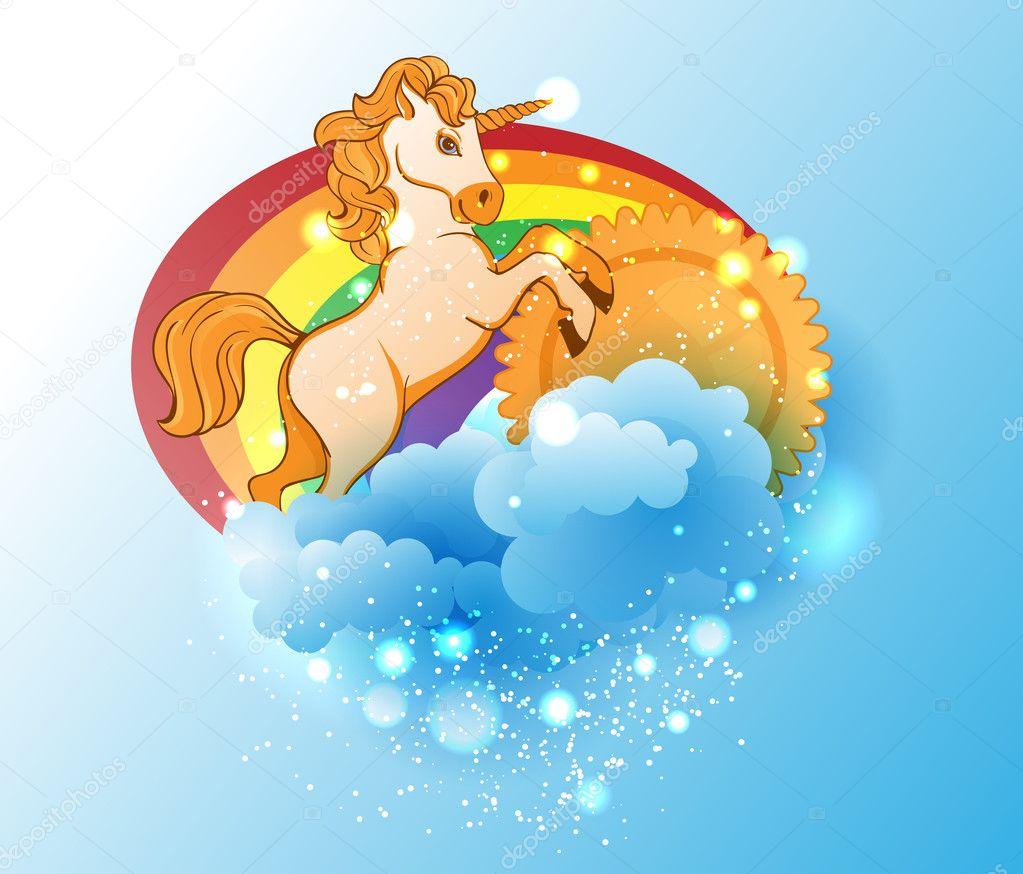 Unicornio Tamano Dibujos Una De Pagina